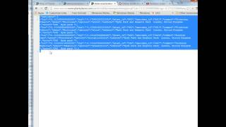 Integrating JSON data with a GoogleMap on Android Part 5 Free HD Video