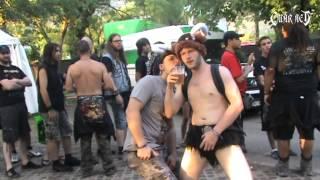 MetalDays 2013- report featuring Sonata Arctica, Iced Earth, Alestorm, Primordial and King Diamond