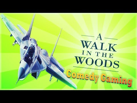 A Walk In The Woods - Annoying Jets - Angry Nerd - Rugrats - Comedy Gaming