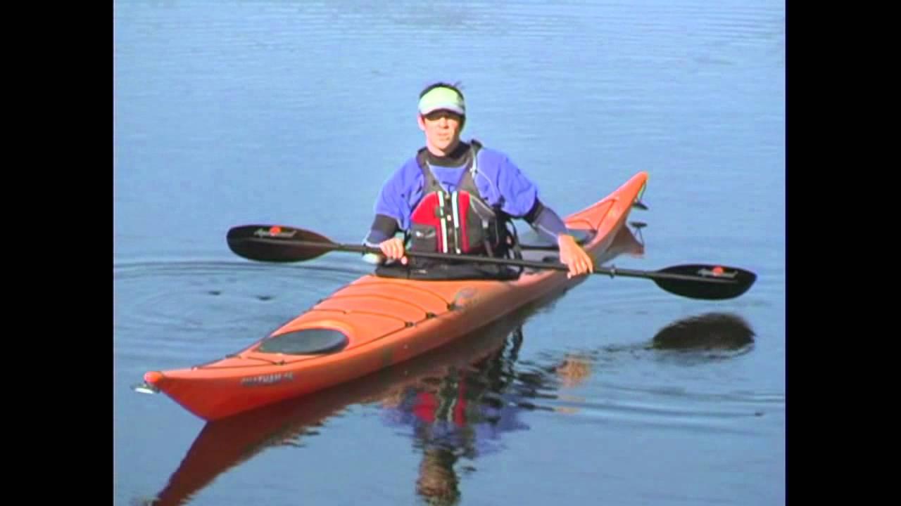 The Stern Rudder - Sea Kayak Technique