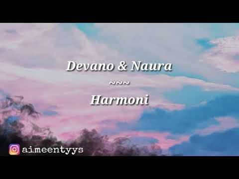 Devano & Naura ~ Harmoni |OST.Doremi & You |(lyrics)