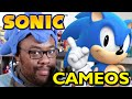 TOP 10 SONIC CAMEOS and COLLABS : Black Nerd