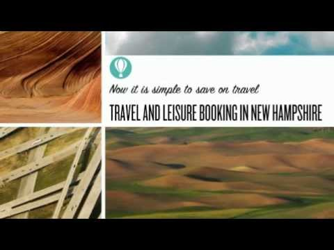 Travel and leisure booking in New Hampshire