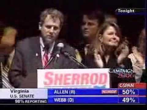Sherrod Brown Victory Speech