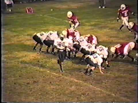 1995 Sterling College football highlights