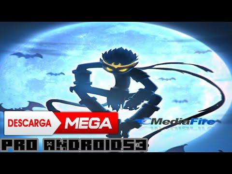 Descargar League Of Stickman-Samurai (mega)(media Fire) V1.1.0