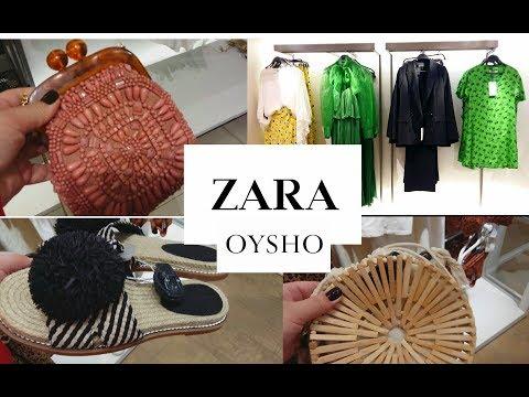 Шоппинг влог #Zara,Oysho /НОВИНКИ.Лето 2019 /Самый подробный обзор!