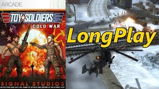 Toy Soldiers: Cold War - Longplay Full Game Walkthrough (No Commentary)