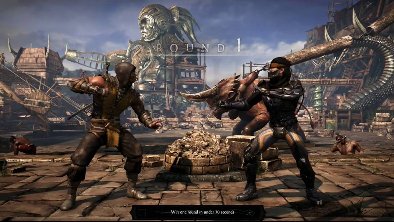 Image result for Mortal Kombat X Complete Edition