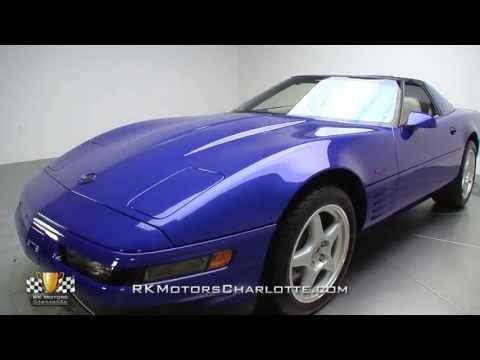 134354 / 1994 Chevrolet Corvette ZR-1