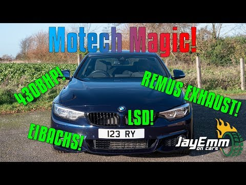 Repeat BMW 440i **MPPSK** LOUD!!!! by DownShift Throttle