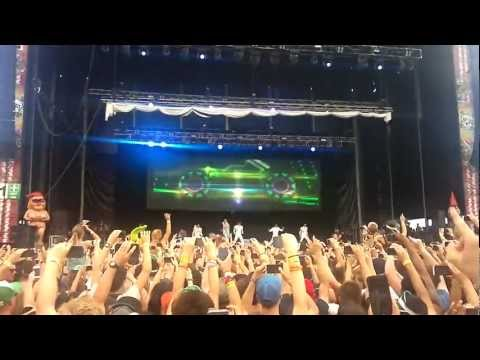 Psy- Gangnam Style (Live)- Future Music Festival 2013- Melbourne