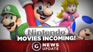 Nintendo Plan To Release New Movie In 2-3 Years - GS News Update