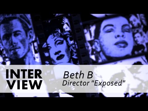 """Interview Beth B about her film """"EXPOSED"""""""