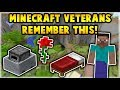 If You Recognise These Things You're A Minecraft Veteran