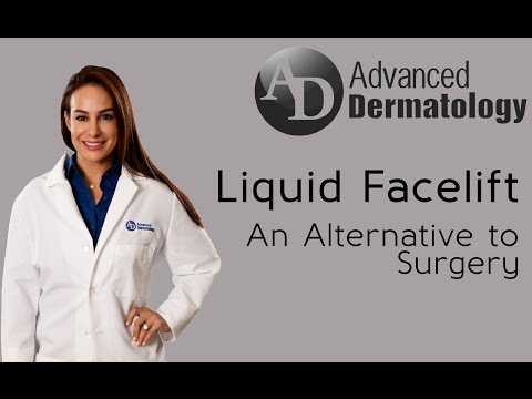 The Liquid Facelift - An Alternative to Surgery