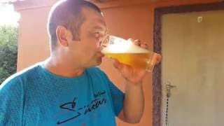Домашнее пиво,солод ячменный,Бельгия.Присутствуют нецензурные восторги(, 2016-07-07T05:57:50.000Z)