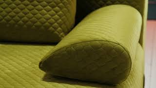 PUSHE. Обзор дивана «Фабио мини».