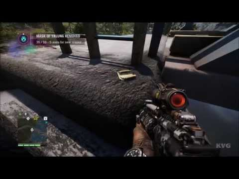 Far Cry 4 - Mask Of Yalung Location - #22 – X:413 Y:541 (PC HD) [1080p]