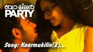KARMUKILIL ( 2 ) | BACHELOR PARTY | VIDEO SONG | New Malayalam Movie Song | Nithya Menen | Asif ali