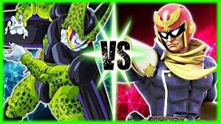 perfect-cell-vs-captain-falcon