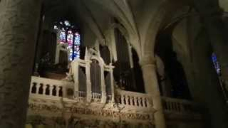 Organ Recital - Notre Dame Cathedral, Luxembourg