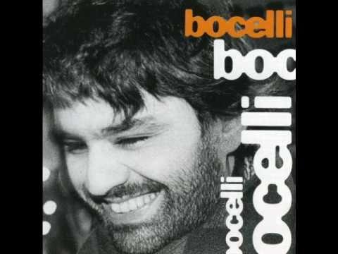 Andrea Bocelli-Macchine da Guerra