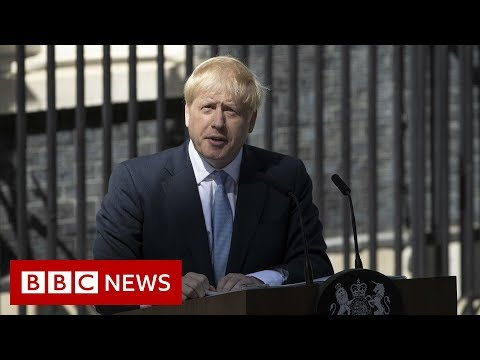 Prime Minister Boris Johnson: Who's in his cabinet? - BBC News