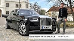 Rolls-Royce Phantom VIII 2019 - Date mit Emily