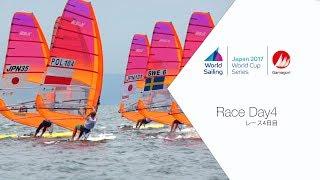 蒲郡セーリングワールドカップ4日目 /Sailing World Cup Day4 Highligh thumbnail