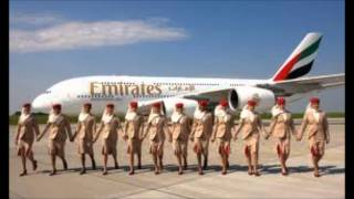 Emirates boarding song 2012 (full version)