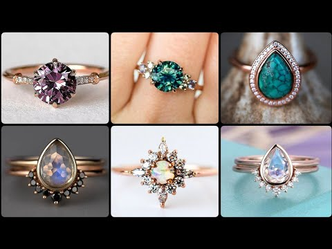 Vintage wedding rings 2020/vintage unique engagement gift ring jewellery collection