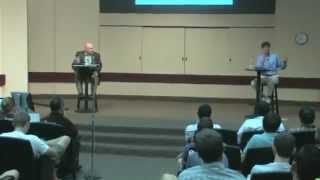 Debate : Matt Dillahunty vs. Cliffe Knechtle  ~ Is Belief in the Christian God Rational ~