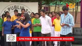 Hamsa Tv College Campus-Alpine Public School And College. Part 1