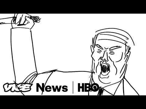 Who Would Win An American Presidential Knife Fight? (HBO)