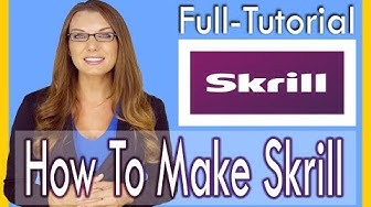 How to Make Skrill Account Tutorial | How to Create Skrill Account