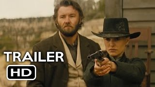 Jane Got a Gun International Trailer (2015) Natalie Portman Western Movie HD