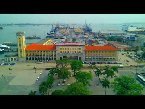 Porto de Luanda em movimento 2014