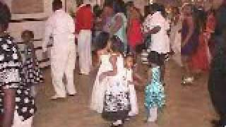 Line Dances from the wedding