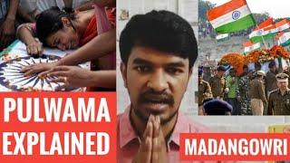 Pulwama Attack Explained | Tamil | Madan Gowri | MG | Jammu Kashmir CRPF