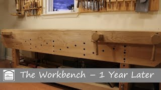 Episode #34: The Workbench -- 1 Year Later