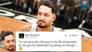 NBA Players React To Their NBA 2K Ratings...HILARIOUS!! | NBA 2K17 Edition
