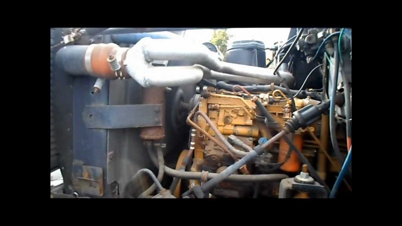 1995 Cat 3116 6 6l 230hp Engine Assembly Youtube