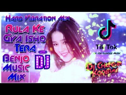 rula-ke-gaya-ishq-tera-(banjo-cover)-tik-tok💕-famous🎸-music-dj-chandan-remix