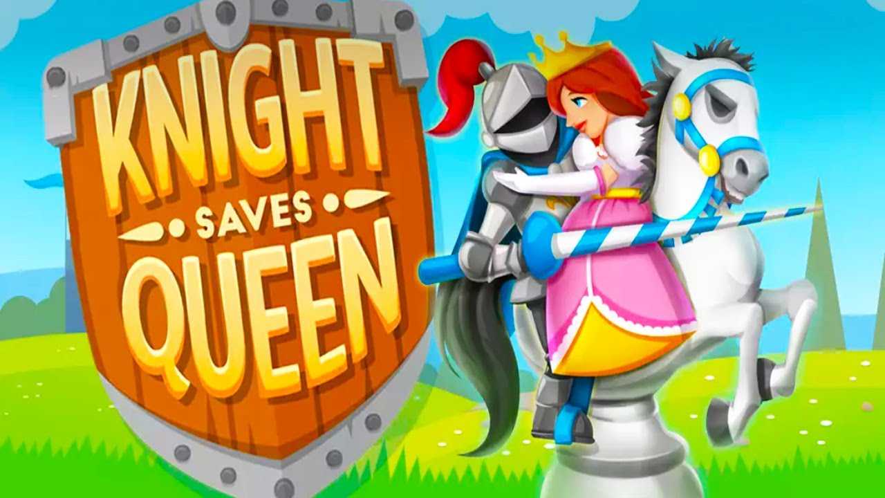 Knight Saves Queen [Android/iOS] Gameplay u1d34u1d30