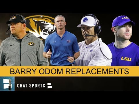Top 10 Candidates To Replace Barry Odom As Next Missouri Tigers Head Coach In 2020