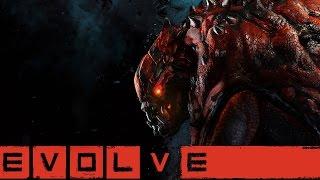 Evolve Stage 2 [002] - MONSTER: Wraith, Kraken, Goliath | Let