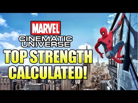 How Strong is the MCU Spider Man?