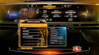 NBA 2K13 - Association Mode Tips for Success