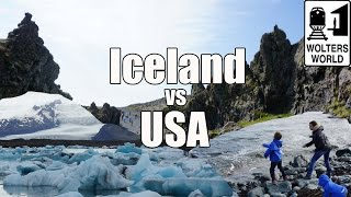 Visit Iceland - What To Know Before You Visit Iceland - Iceland vs USA